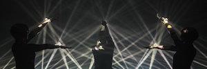Sónar+D 2017 se inaugura con el gran espacio inmersivo 'phosphere' de Daito Manabe