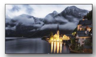 Sony Bravia XE9001 4k