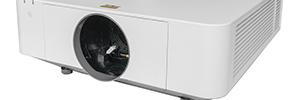 Sony Serie F: proyectores sin objetivo para grandes instalaciones