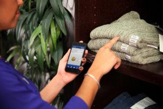 Tyco Retail Fitting Room RFID TrueVue