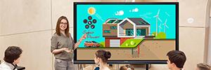ViewSonic amplía su gama de pantallas interactivas 4K ViewBoard con la serie táctil IFP50