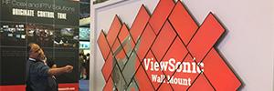 ViewSonic ha acudido a InfoComm 2017 con un amplio catálogo de soluciones AV y de colaboración