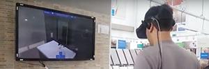 Colcerámica utiliza la realidad virtual para optimizar la experiencia de compra en sus tiendas