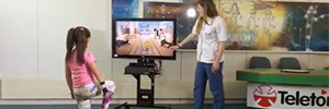 Virtualware technology helps drive distance rehabilitation Chile