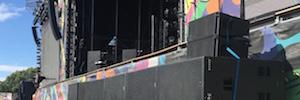 El Festival Lollapalooza Argentina potencia su sonido con los amplificadores de Powersoft
