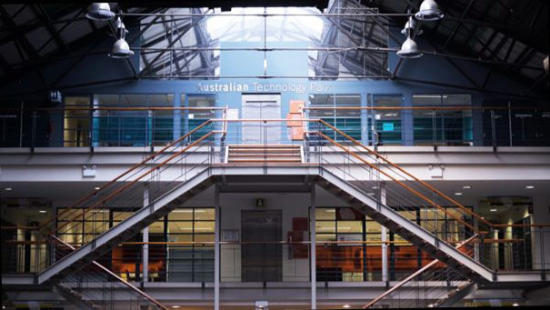Ави видение на Австралийский технологический парк