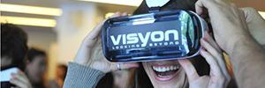 Visyon y LaviniaNext se unen para impulsar el mercado de la realidad virtual a nivel internacional