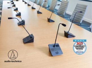 Audio-Technica ATUC50 premio Infocomm2017
