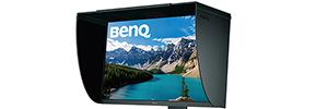 BenQ SW271: monitor 4K UHD para los profesionales de la fotografía