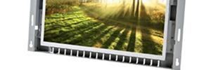 Caltron HWT-1210: monitor táctil para entornos de digital sigange de alta luminosidad