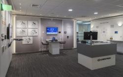 Crestron Cobham Experience Centre