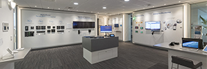 Crestron renews its center of Madrid experience with its latest AV solutions and collaborative