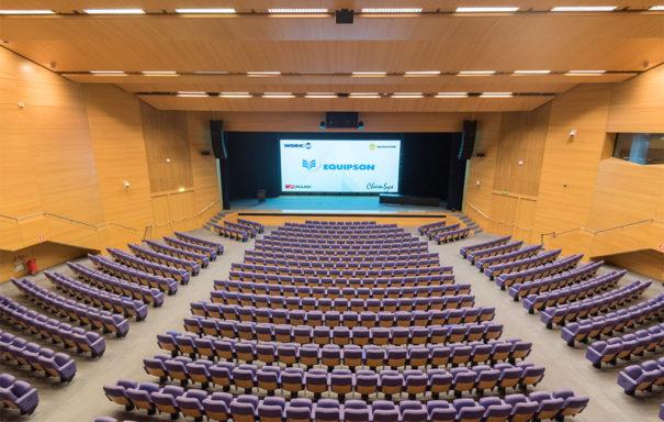 Equipson Palacio Congresos Valencia