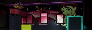 La segunda edición de Mapping ME! en Medina del Campo duplica sus espectáculos y formación