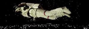Holo-Gauze crea de nuevo el holograma más grande del mundo para el show Epic 5.0 de Eric Pryd