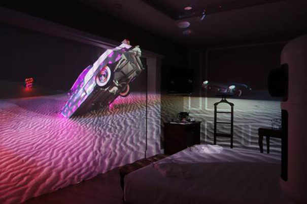 Hotel Catalonia 4D immersive experience