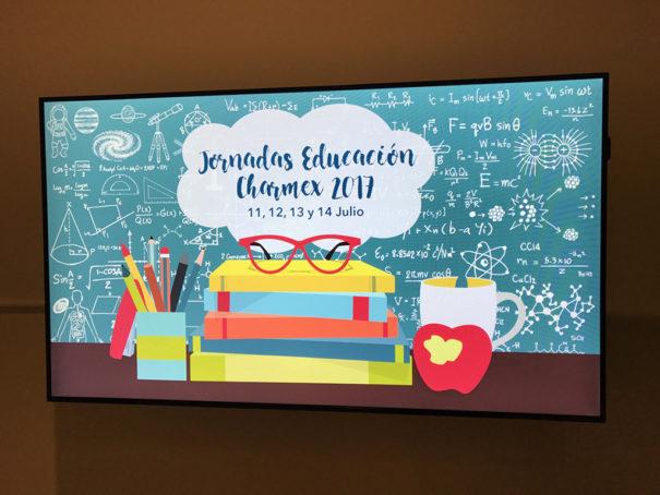 Jornadas Educacion Charmex