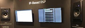 Kramer KN-DSP100: procesador de sonido digital sobre IP
