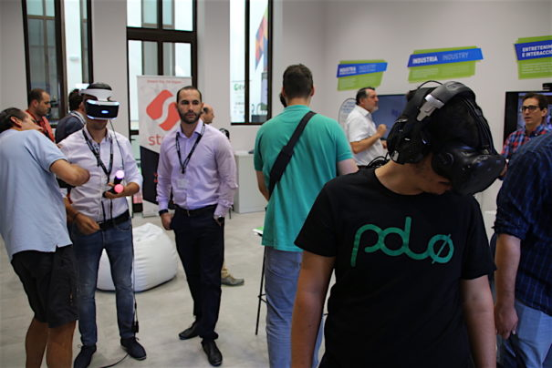 Observatorio realidad virtual malaga2017
