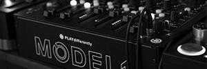 PLAYdifferently Model 1: mezclador analógico con la tecnología de las mejores consolas de estudio