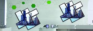 Peerless-AV RMI2: soluciones de montaje con infinitas posibilidades para orientar pantallas