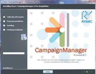 Ryarc CampaignManager