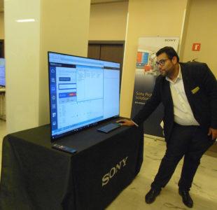 Sony workshop Madrid 2017