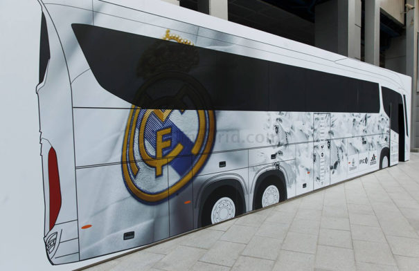 The Bus Experience Real Madrid