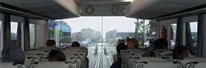 The Bus Experience es la nueva atracción inmersiva que ofrece el Real Madrid a sus aficionados
