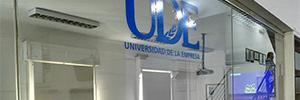 La UDE equipa sus departamentos académicos con los sistemas de proyección de ViewSonic