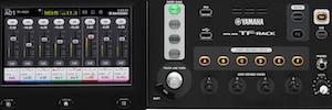 Yamaha TF-Rack: mesa de mezclas digital para espacios reducidos y montaje en bastidor