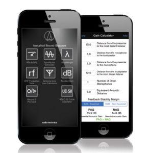 audio-technica App Installed Sound Support