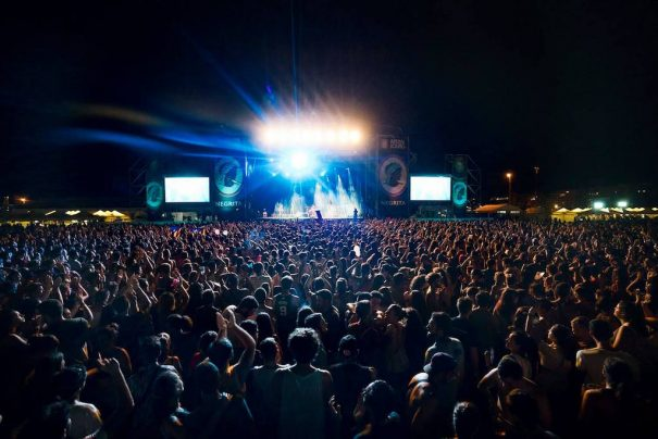Arenal Sound 2018 Fluge Audiovisuales