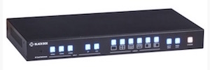 Black Box Quad 4K: multiviewer to organize various AV sources simultaneously on a single screen