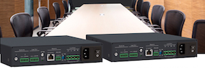 Kramer PA-120Z y PA-240Z: amplificadores de potencia de alta y baja impedancia para salas de reuniones