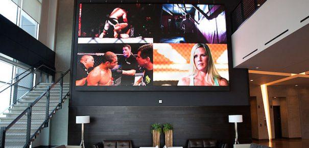 UFC Nanolumens National Technology Associates