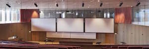 Panasonic's AV solutions transform learning at the University of Copenhagen