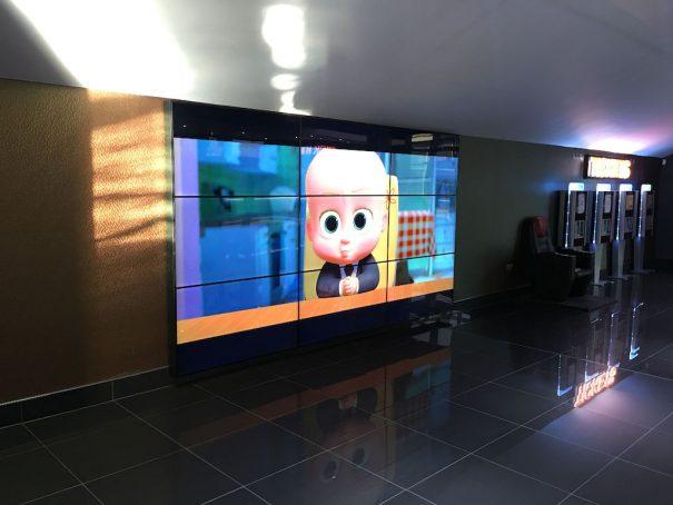 Vue Entertainment BrightSign Samsung