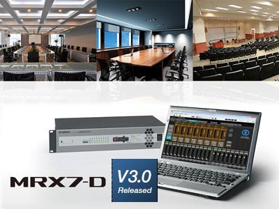 Yamaha MRX firmware 3 dan dugan