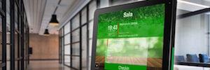 Avit Vision muestra su solución para reserva de salas y espacios BookingVision Display