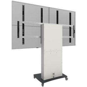 smartmetals soporte electrico videowall macroservice