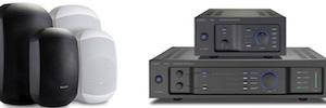 Audio-Technica Iberia comercializa los recintos MASK-C y amplificadores de la Serie MA de Apart Audio