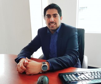 Ariel Romero, gerente comercial Planning Est