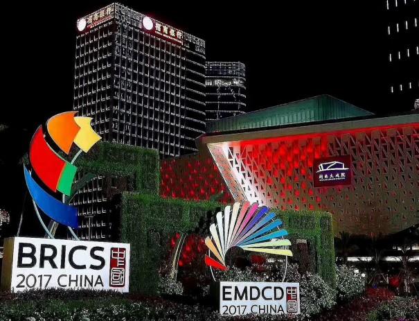 BRICS 2017en China