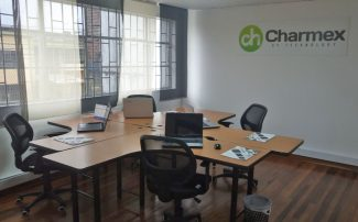 Charmex Latinoamerica showroom