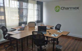 Charmex Latinoamerica showroom