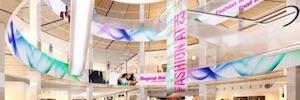 Impactmedia renueva su contrato de publicidad digital y nuevas pantallas con Diagonal Mar