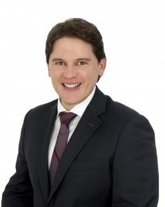 Diego Lopez, gerente general NOLA Christie