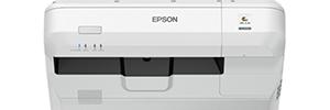 Proyector Epson EB-1470Ui: solución integrada e interactiva para videoconferencia