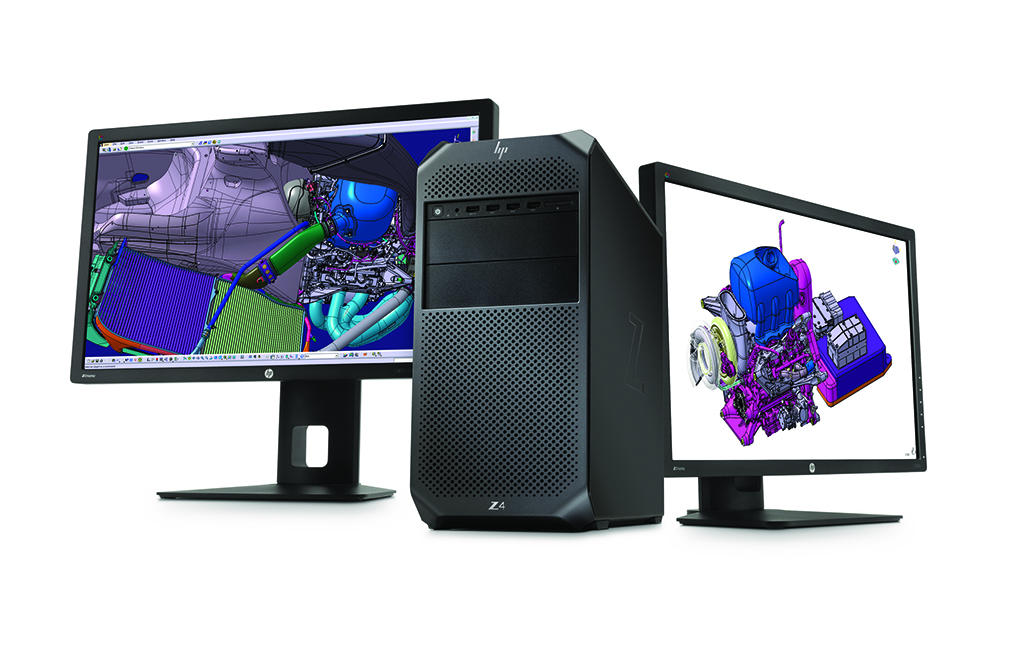 HP expands its Z series to support applications of virtual